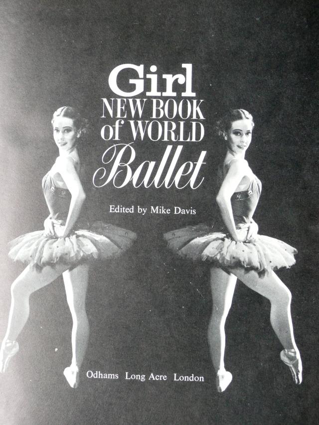 Girl New Book of World Ballet